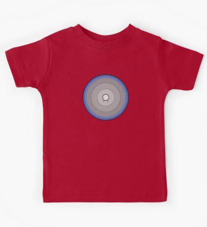 Back to the Future giant Speaker -minimalistic- Kids Tee