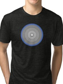 Back to the Future giant Speaker -minimalistic- Tri-blend T-Shirt