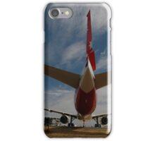 Boeing 777, Avalon Airshow, Victoria, Australia 2009 iPhone Case/Skin
