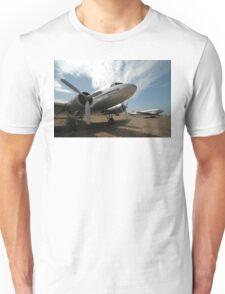Dakotas, Avalon Airshow, Victoria, Australia 2009 Unisex T-Shirt