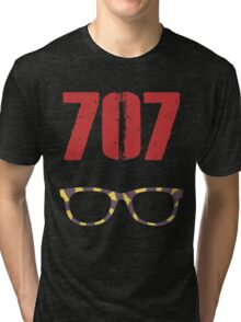 707 , Mystic Messenger Collection Tri-blend T-Shirt