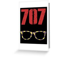 707 , Mystic Messenger Collection Greeting Card