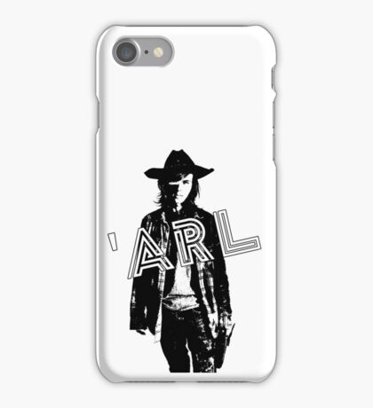 'Arl - because he cannot C iPhone Case/Skin