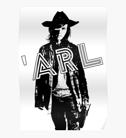 'Arl - because he cannot C Poster