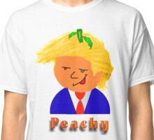Wacky Peachy Classic T-Shirt