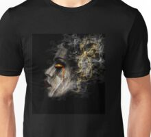 Wood and Fire Unisex T-Shirt