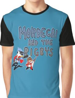 and the rigbys Graphic T-Shirt