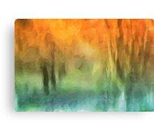 Autumn Colours Canvas Print