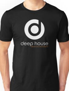 Deep House Music DJ Love the Beats Unisex T-Shirt