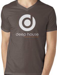Deep House Music DJ Love the Beats Mens V-Neck T-Shirt