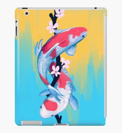 Koi Blossoms iPad Case/Skin
