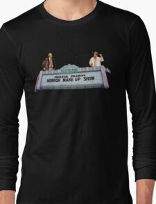 Universal Studios Orlando Horror Makeup Show Long Sleeve T-Shirt