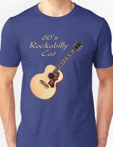 60's Rockabilly Cat  T-Shirt