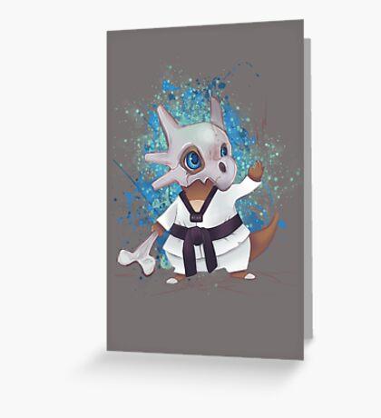 Hya Greeting Card