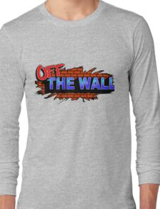 Off the Wall Long Sleeve T-Shirt