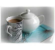 My Morning Cuppa Poster
