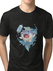Push your limits Tri-blend T-Shirt
