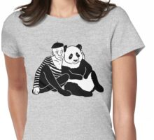 Panda und Pantomime Womens Fitted T-Shirt