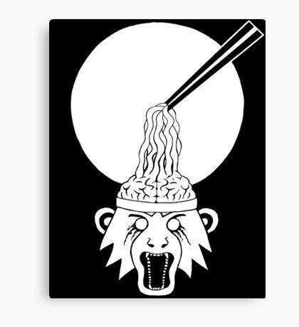 Monkey Brains Canvas Print