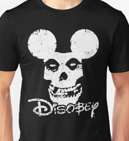 Disobey Mickey Unisex T-Shirt