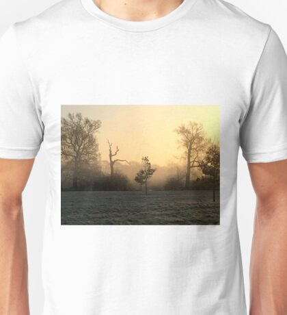 Misty Silhouettes Unisex T-Shirt