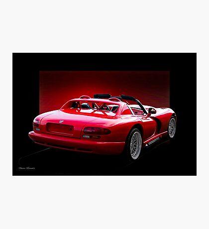 1995 Dodge Viper II Photographic Print