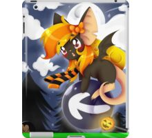 Halloween Vampire Mice iPad Case/Skin