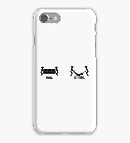 FRIEND  iPhone Case/Skin