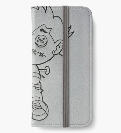voodoo kid iPhone Wallet/Case/Skin