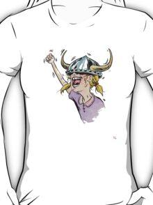 V is for Viking! T-Shirt