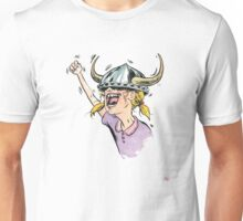V is for Viking! Unisex T-Shirt