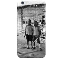 Class Act iPhone Case/Skin