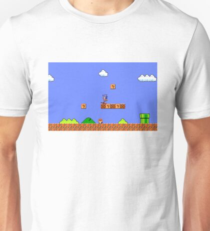 Super Sonic Bros. Unisex T-Shirt