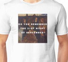 Autumnal Earth , Wind & Fire Unisex T-Shirt