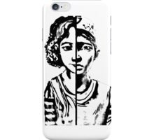 walking dead Clementine iPhone Case/Skin