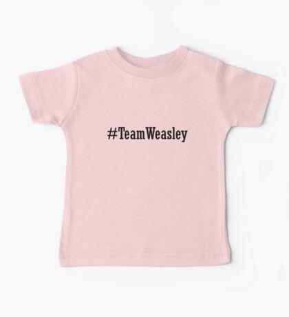 Team Weasley Baby Tee