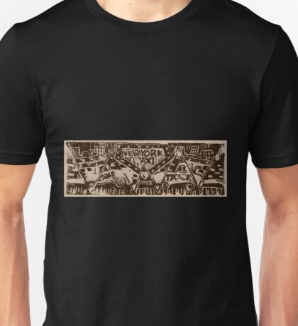 New York Taxi Unisex T-Shirt