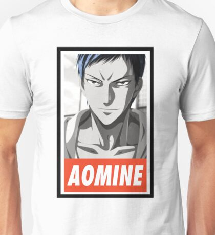 -MANGA- Aomine Kuroko's Basket Unisex T-Shirt