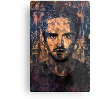 Jesse Pinkman Metal Print