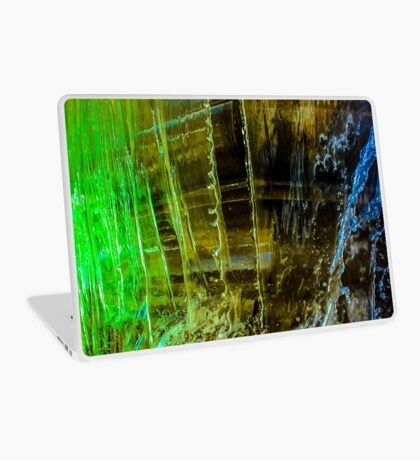 Abstraction created by nature Laptop Skin