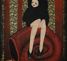 Thumbelina by Maria Evestus