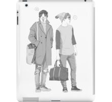 Sunshine Boys iPad Case/Skin