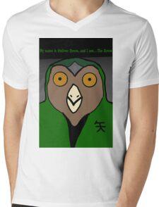 Owliver Queen- DC/Pokémon Mens V-Neck T-Shirt