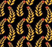 leaf pattern 1 Sticker