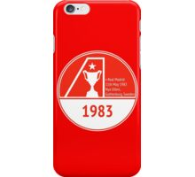 The Dons 1983 iPhone Case/Skin