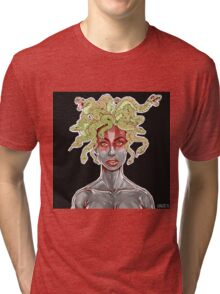 Gorgeous Gorgon Tri-blend T-Shirt