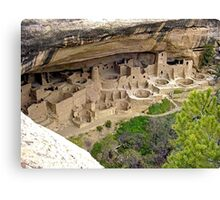 Cliff Palace Canvas Print