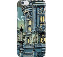 Opéra de Paris at Night iPhone Case/Skin