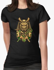 Loki Tut Womens Fitted T-Shirt
