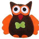 Owl by sattva